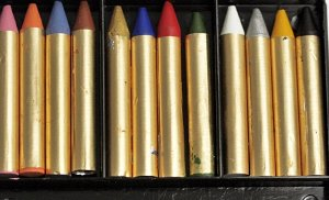 12 lápis