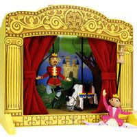 Teatro de Bonecos - Teatro Cristão