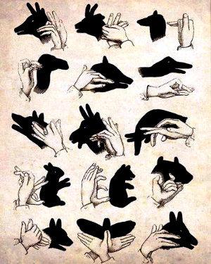 Teatro de dedos - Teatro Cristão