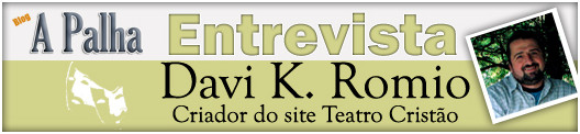 Davi, o entrevistado