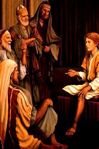 JESUS, O MENINO QUE VIVEU UMA GRANDE AVENTURA - Teatro Cristão