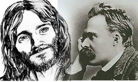 E SE NIETZSCHE SE ENCONTRASSE COM JESUS?