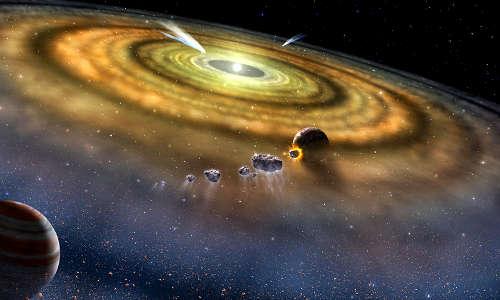 Atmosfera, órbita