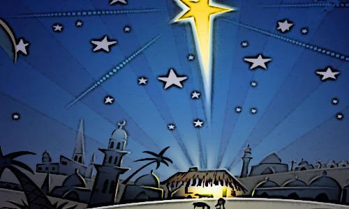 Belém sob a estrela...