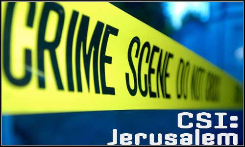 Seriado CSI vai examinar a crucificação
