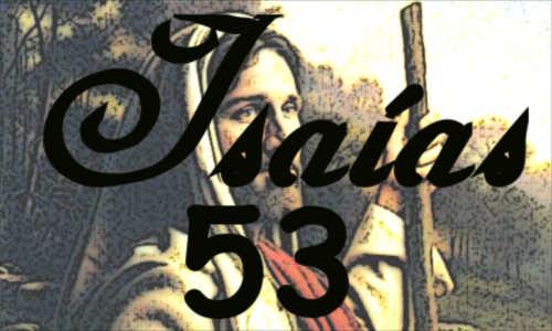 Isaias 53 - Teatro Cristão