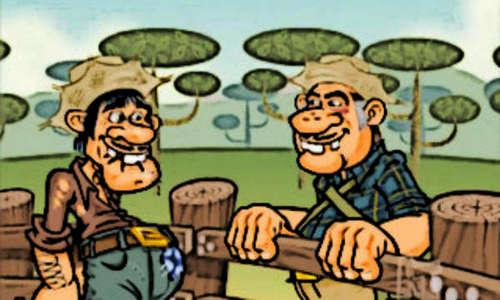 Dois caipiras