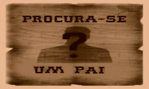PROCURA-SE UM PAI