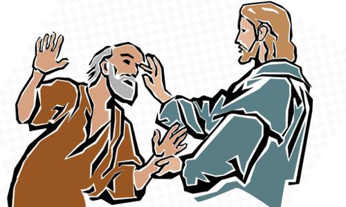 O CEGO BARTIMEU E JESUS