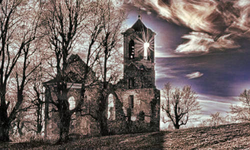 INFORMAÇÃO - Igreja esquecida