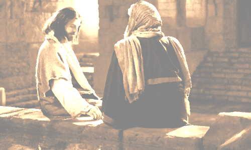 NICODEMOS conversa com Jesus